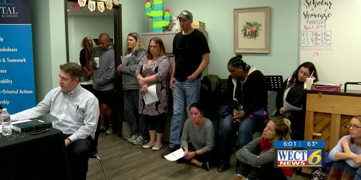 Parents call for head of charter school to resign, allege mismanagement