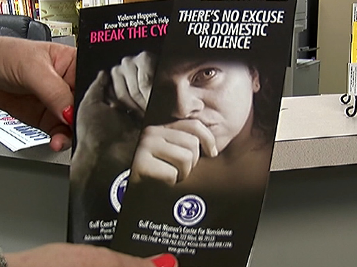 Services available for victims of domestic violence during pandemic