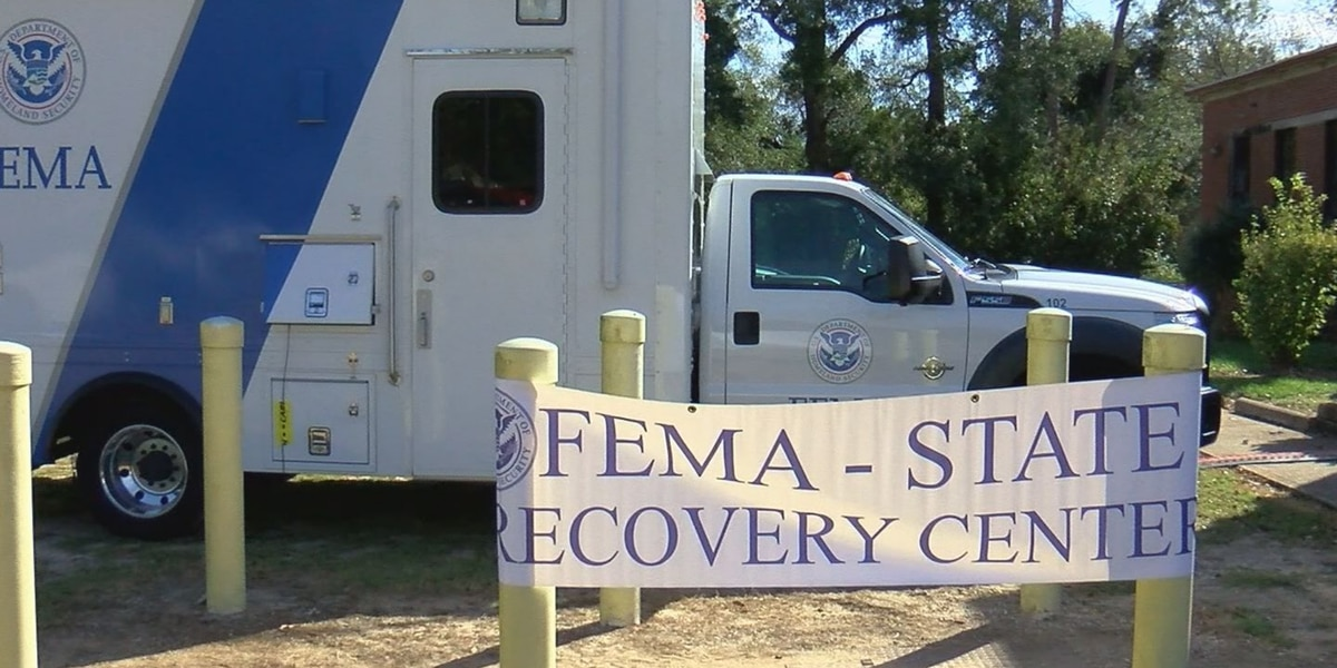 Deadline to apply for FEMA assistance extended to Dec. 19