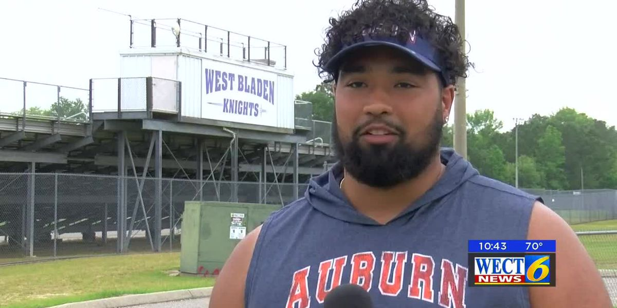 Football player signed to Auburn