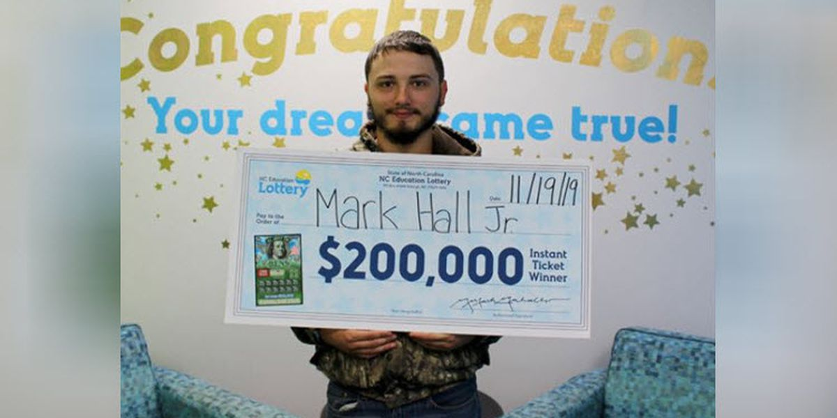 'Thank you Jesus!' N.C. man to rebuild hurricane-ravaged home, go to college with $200,000 lottery win