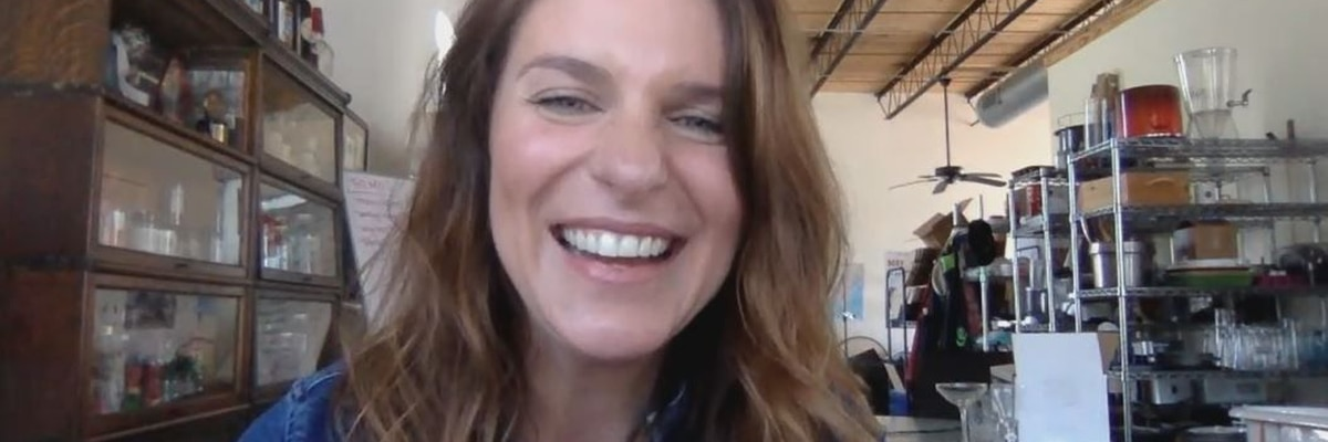 """Vivian Howard, chef and award-winning host of """"A Chef's Life"""", is launching a new PBS series"""