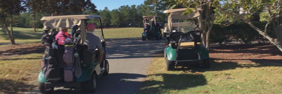Playing for a purpose: annual golf tournament benefits NHRMC's Pink Ribbon Project