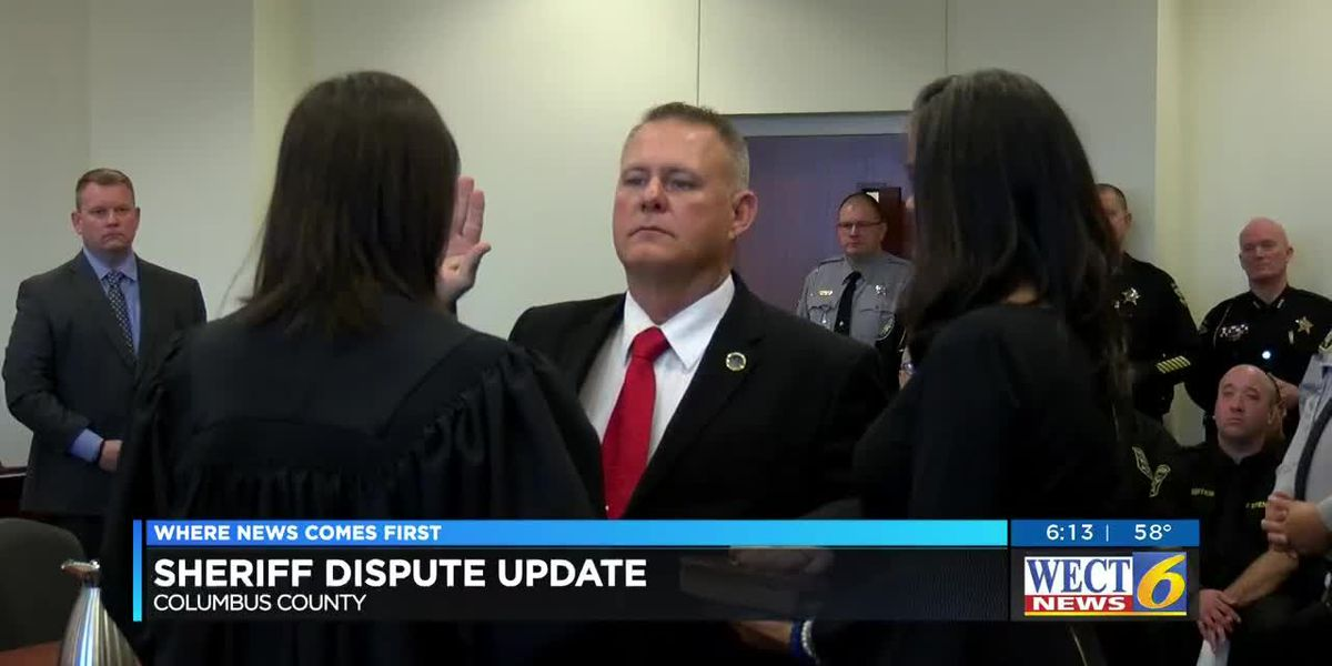 Greene has yet to post required $25K bond in dispute over rightful sheriff