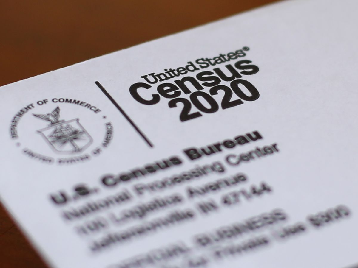 Census takers fall short of target goal in areas of US