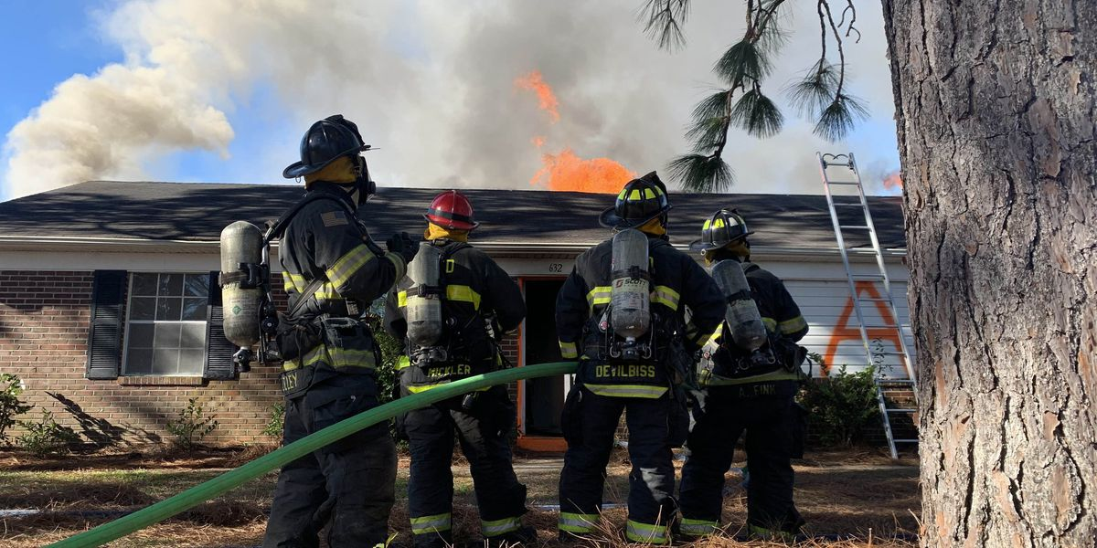 Wilmington firefighters to train at The Glen complex today