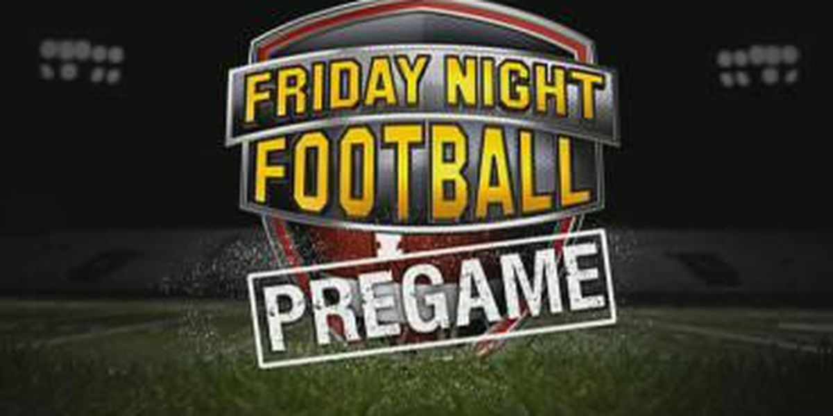 Final Friday Night Football Pregame of the regular season