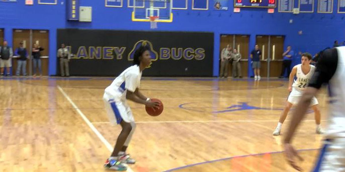 Laney's Jahi Flowers named WECT Athlete of the week