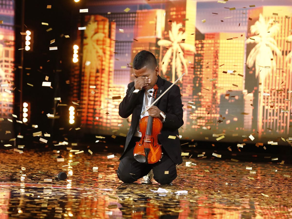 Raleigh boy competes in America's Got Talent finale