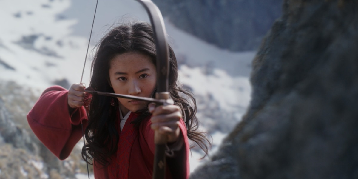 First trailer for live-action 'Mulan' debuts during Women's World Cup