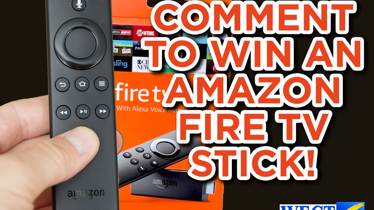 Amazon Fire Stick Facebook Giveaway 7/16/19