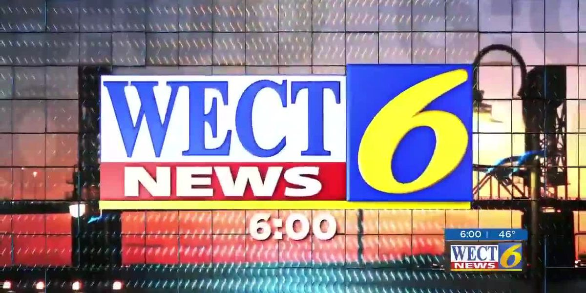 WECT News at 6: Sunday Edition