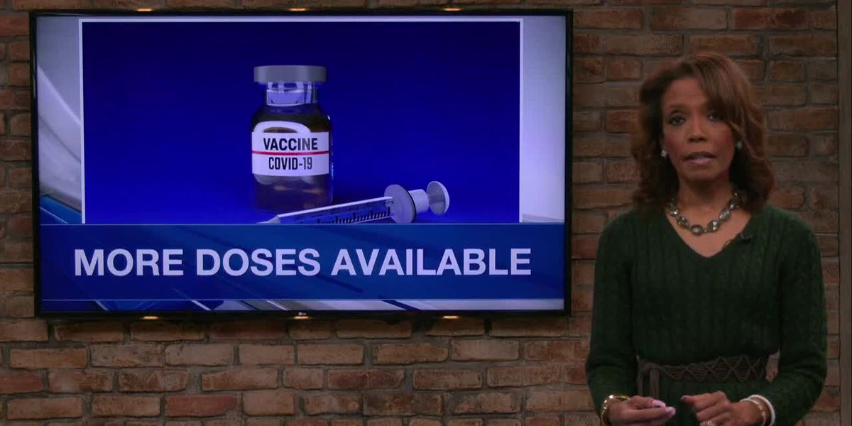 Bladen County receives additional vaccine
