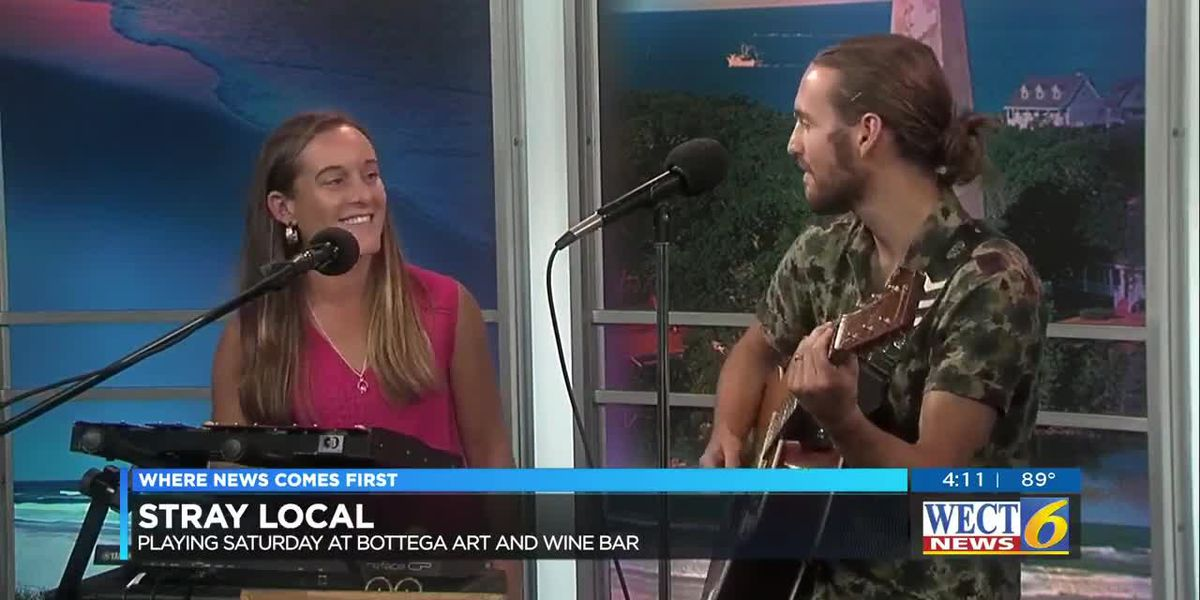 Husband and wife combine love of music with love of running for national tour