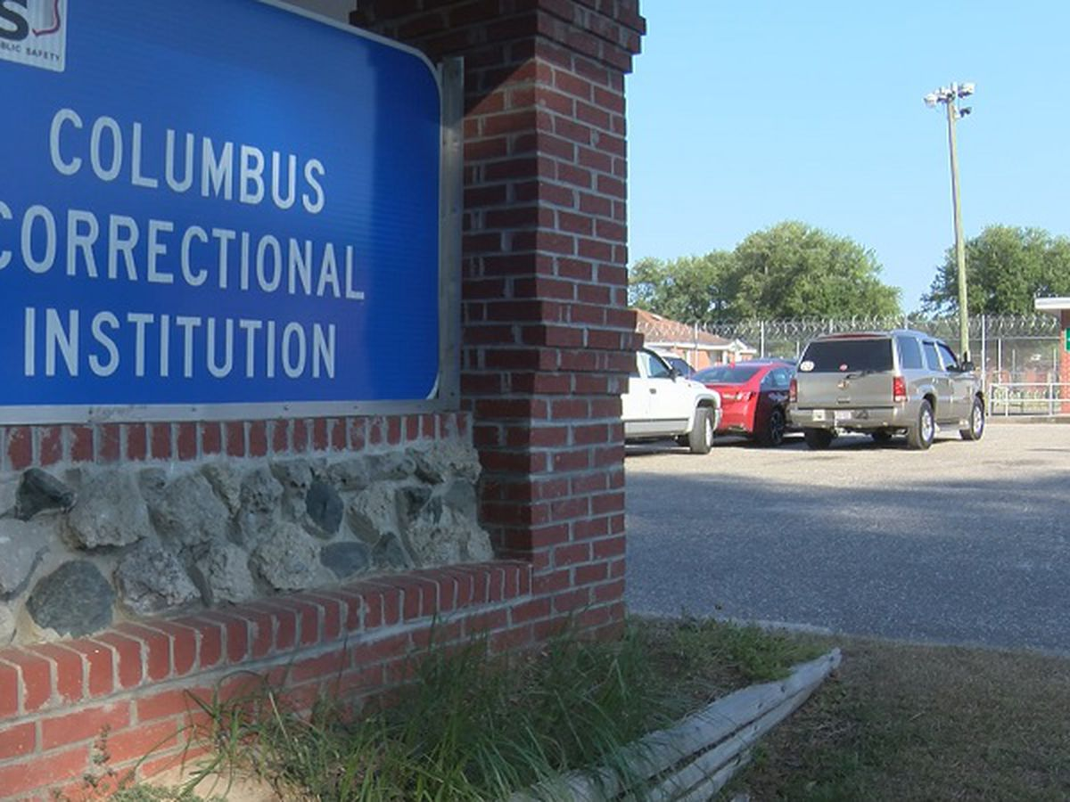 Columbus Co Correctional is one of 10 NC prisons without air