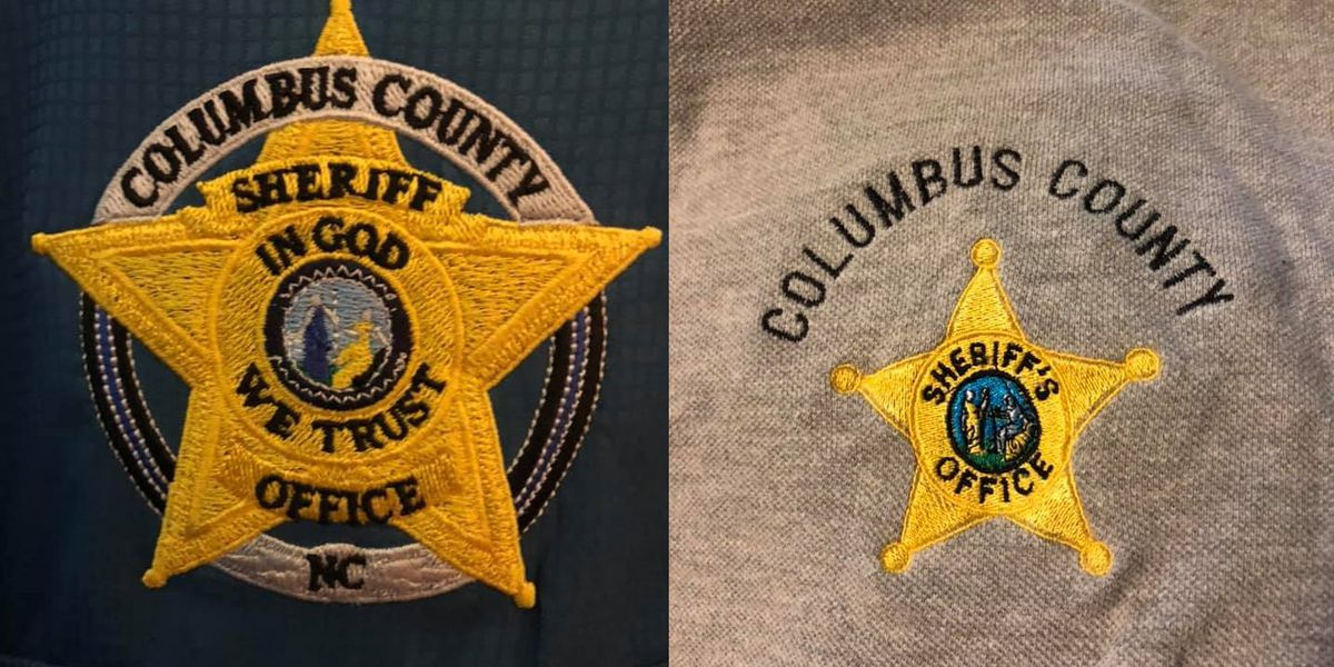 'In God we trust,' Columbus County Sheriff's Office unveils new look