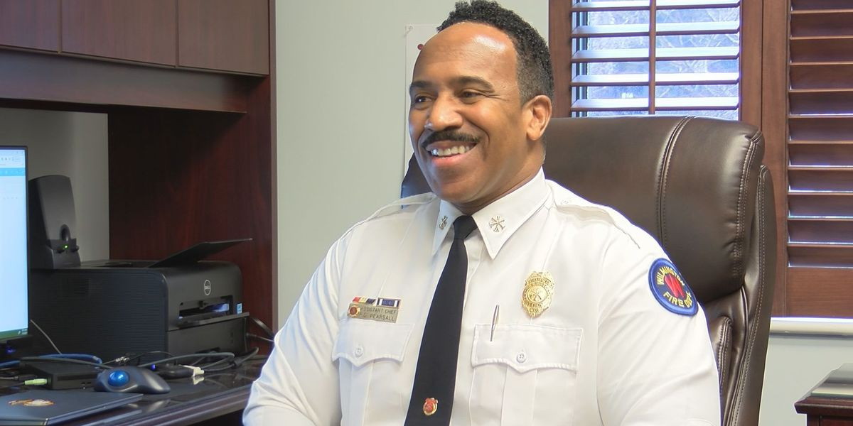 WFD Assistant Chief retires after three decades