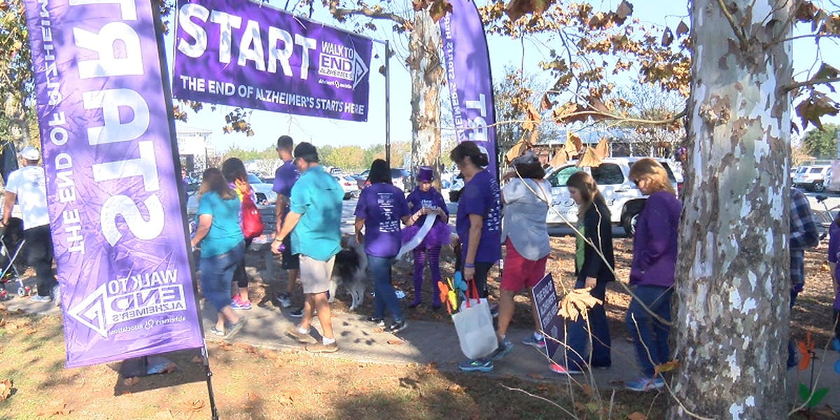 Hurricane Florence places more importance on Walk to End Alzheimer's