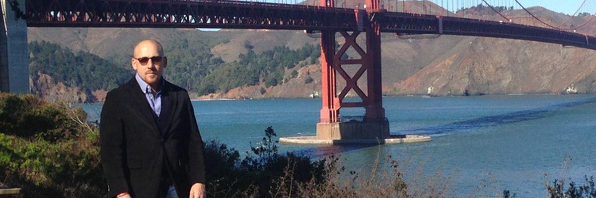 'It was instant regret': Golden Gate Bridge suicide survivor to share story in virtual event in Wilmington