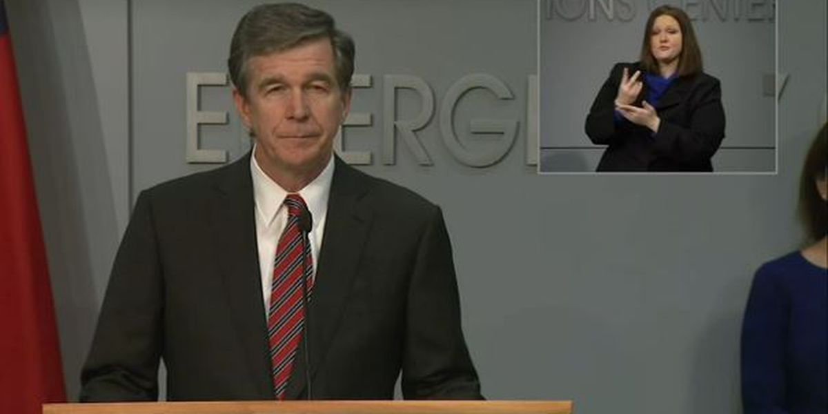 Gov. Cooper: It's OK for political conventions to be political but pandemic response cannot be