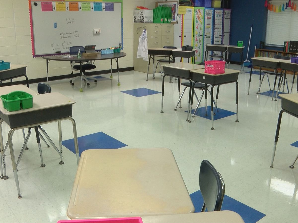 Parents react to New Hanover County School Board's decision to delay full-time in-person learning