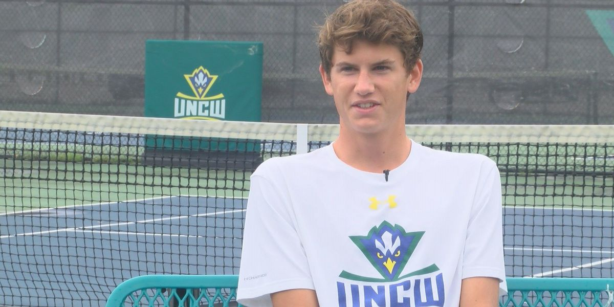UNCW Tennis stays close to home with latest recruit