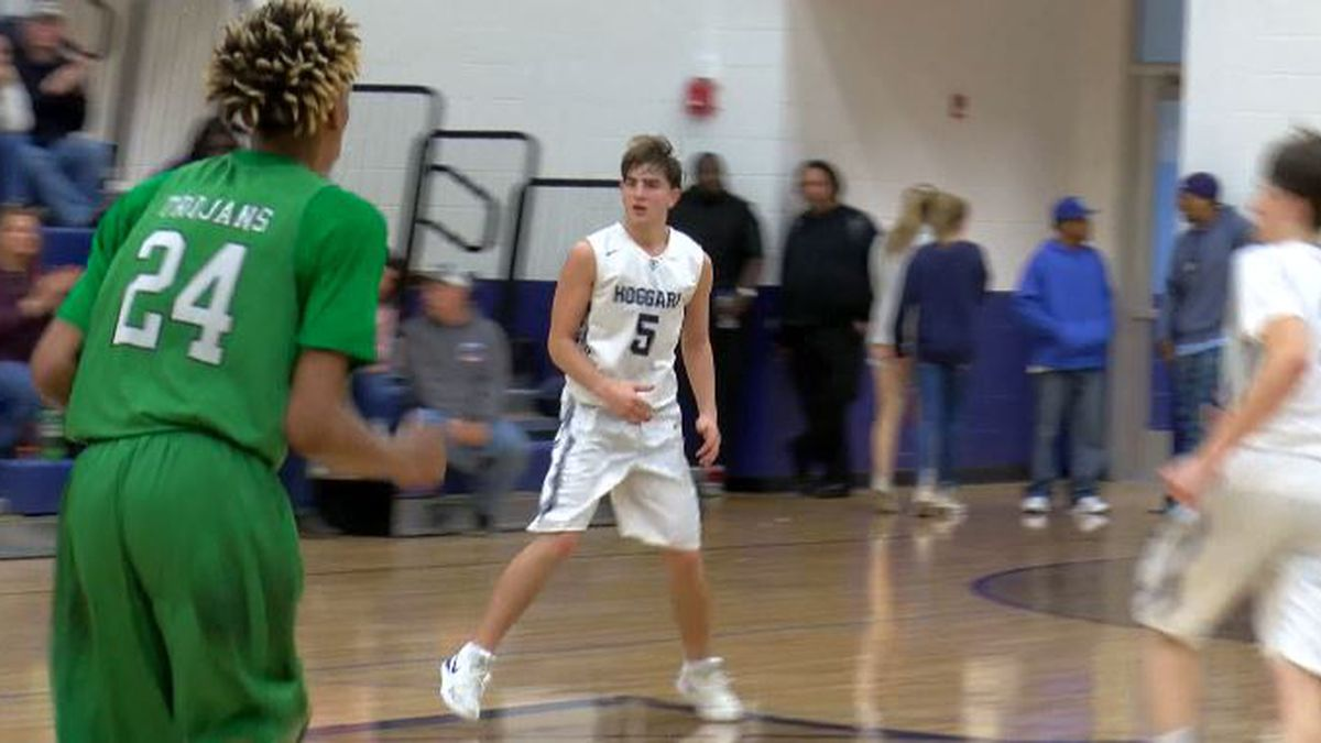 Hoggard's Sabastian Haidera named WECT Athlete of the Week