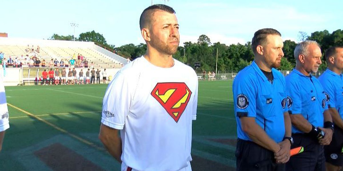 Wilmington soccer community gathers to help former Hammerhead player