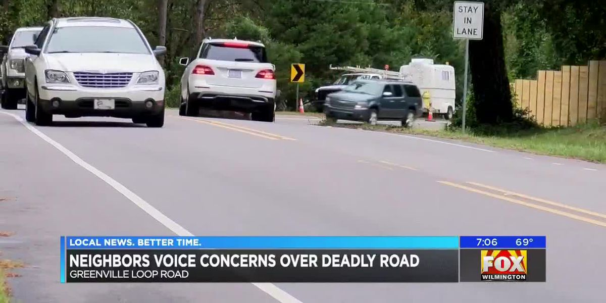 Deadly crashes on Greenville Loop Rd cause concern