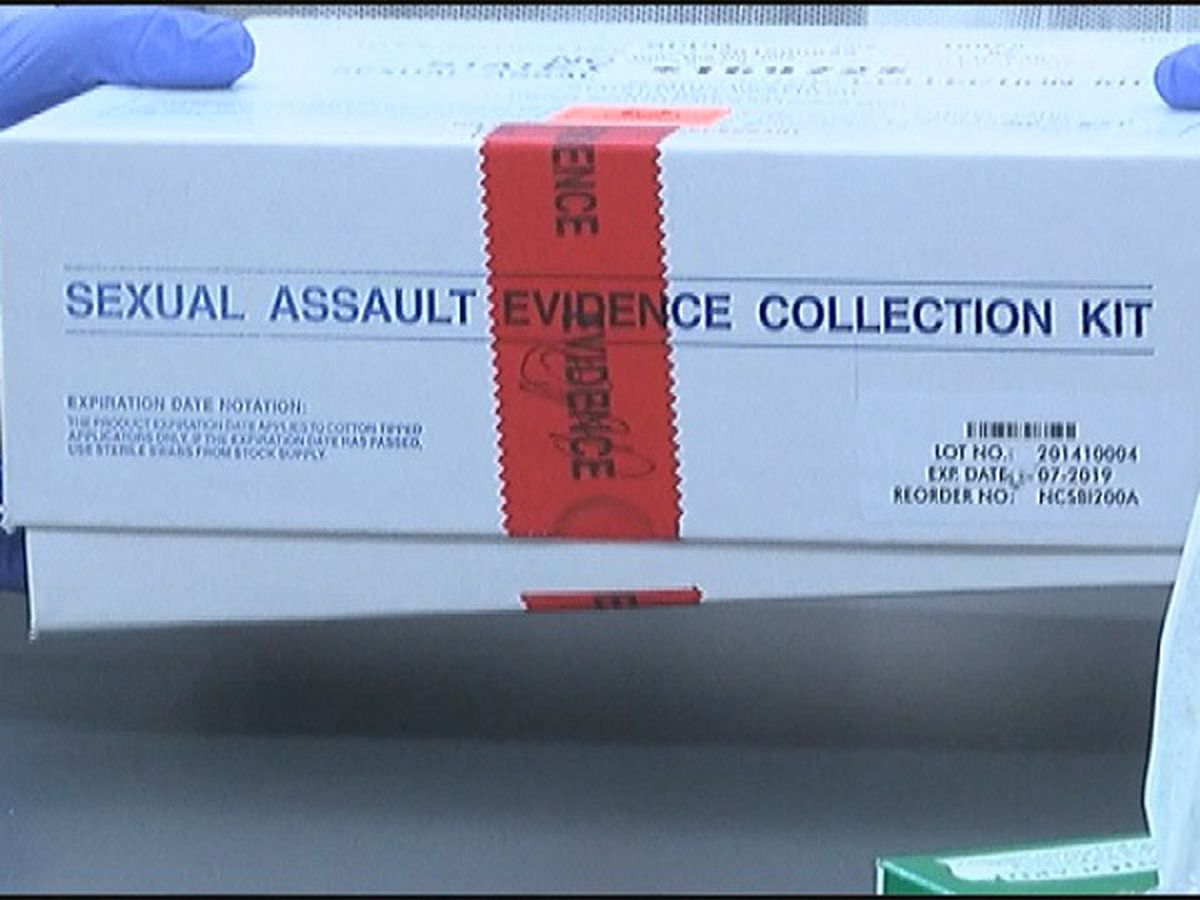 North Carolina AG praises law to end rape evidence backlog