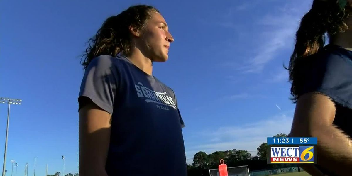 UNCW goalie to play in World Cup