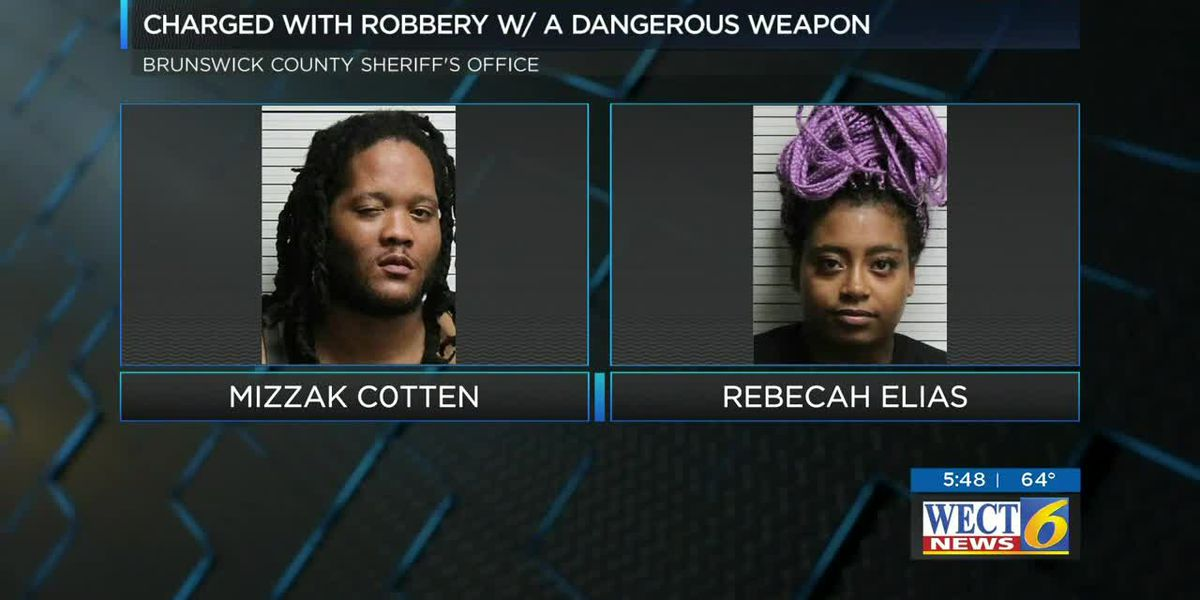 Robbery arrests made