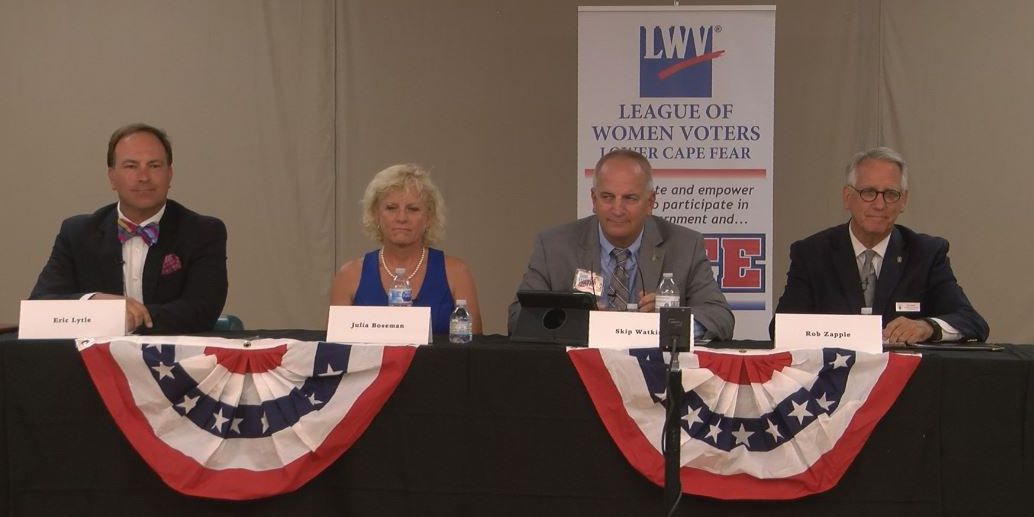 Hurricane recovery, school safety, GenX among issues discussed at candidates' forum