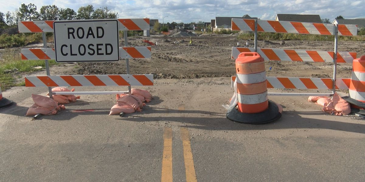 Torchwood Boulevard closure to extend into December, NCDOT says