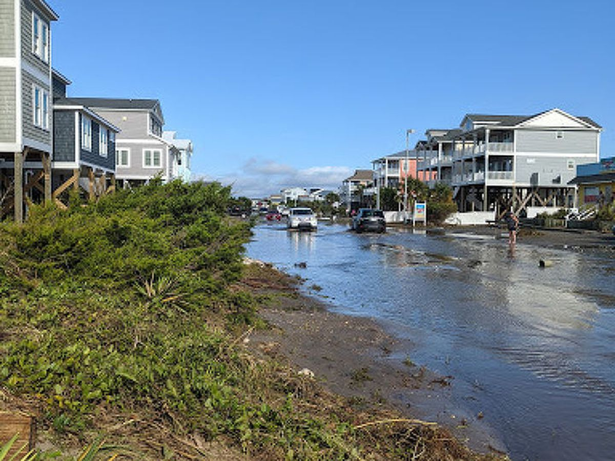 Oak Island now ordering mandatory evacuation, sets curfew