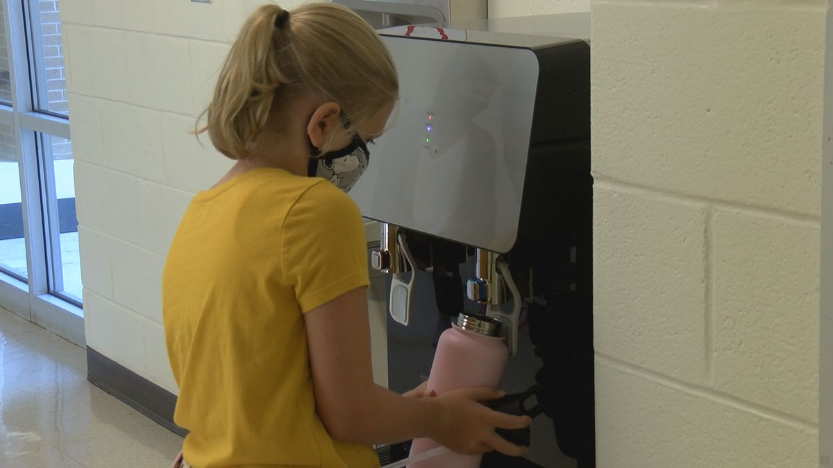 Reverse osmosis water coolers installed at 29 New Hanover County schools
