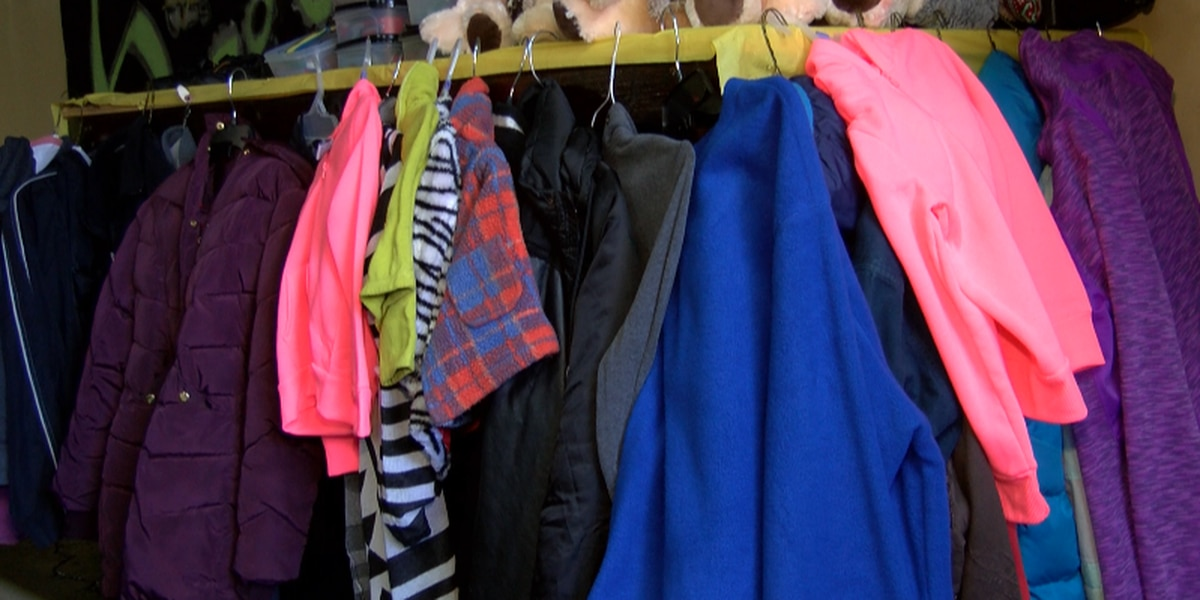 Coats for the Coatless: Keeping those in need warm