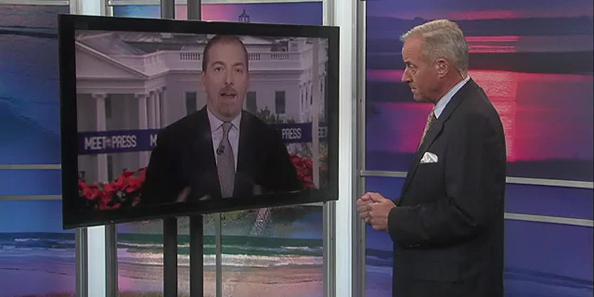 "Chuck Todd, Moderator of NBC's ""Meet the Press"", discusses NC's election fraud investigation"