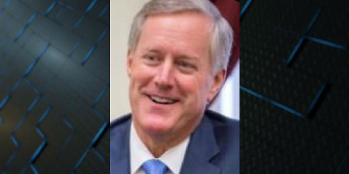 Rep. Meadows announces he won't run for reelection