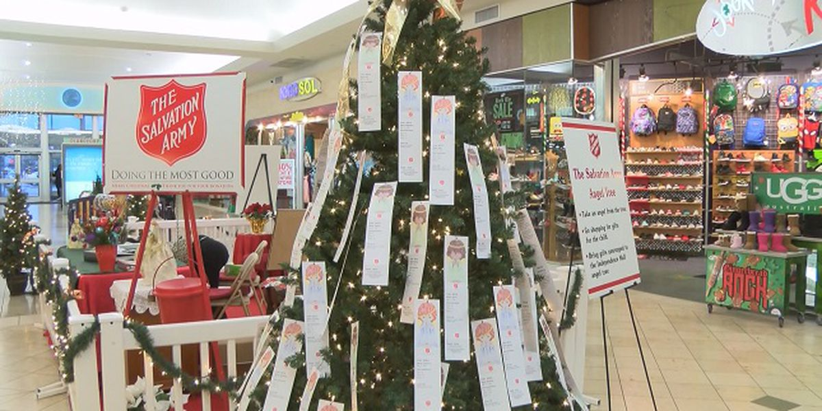 Salvation Army opens additional Angel Tree sign up location for hurricane devastated area