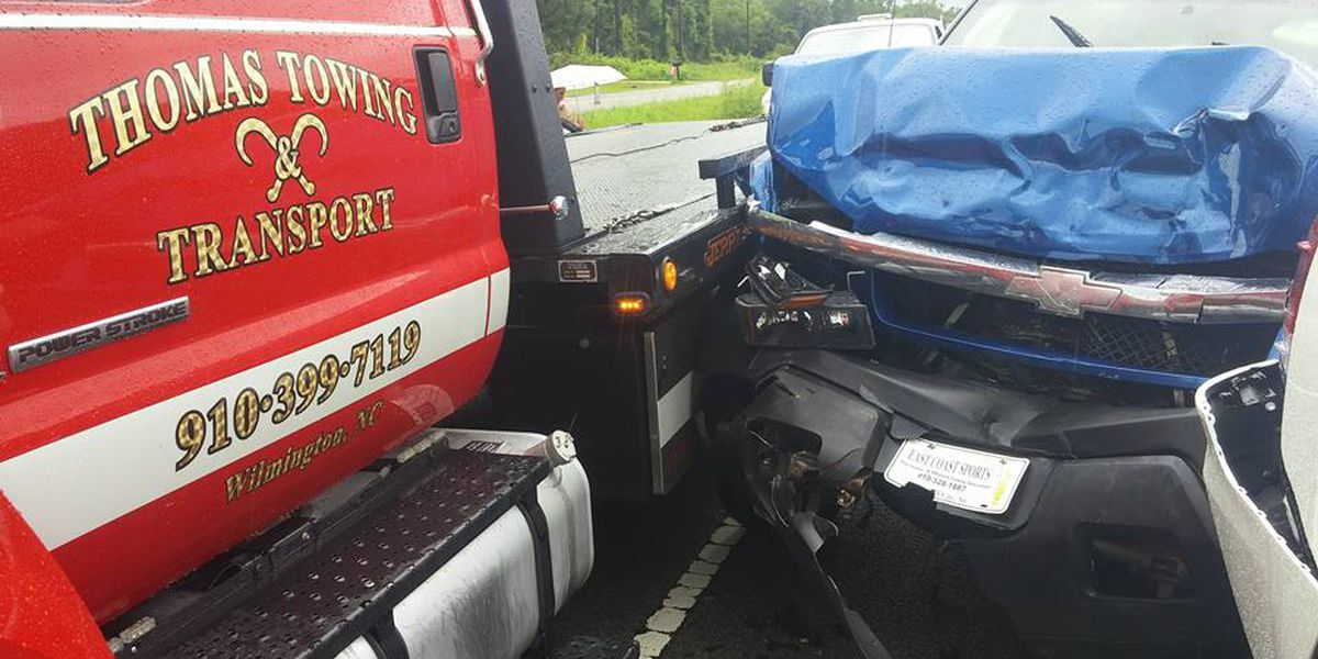 Towing company stresses importance of 'Move Over Law' after crash