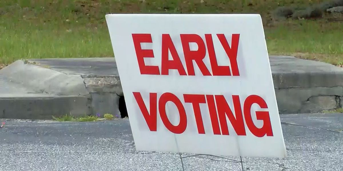 One-stop early voting dates, times and locations in southeastern North Carolina counties for 2020 General Elections