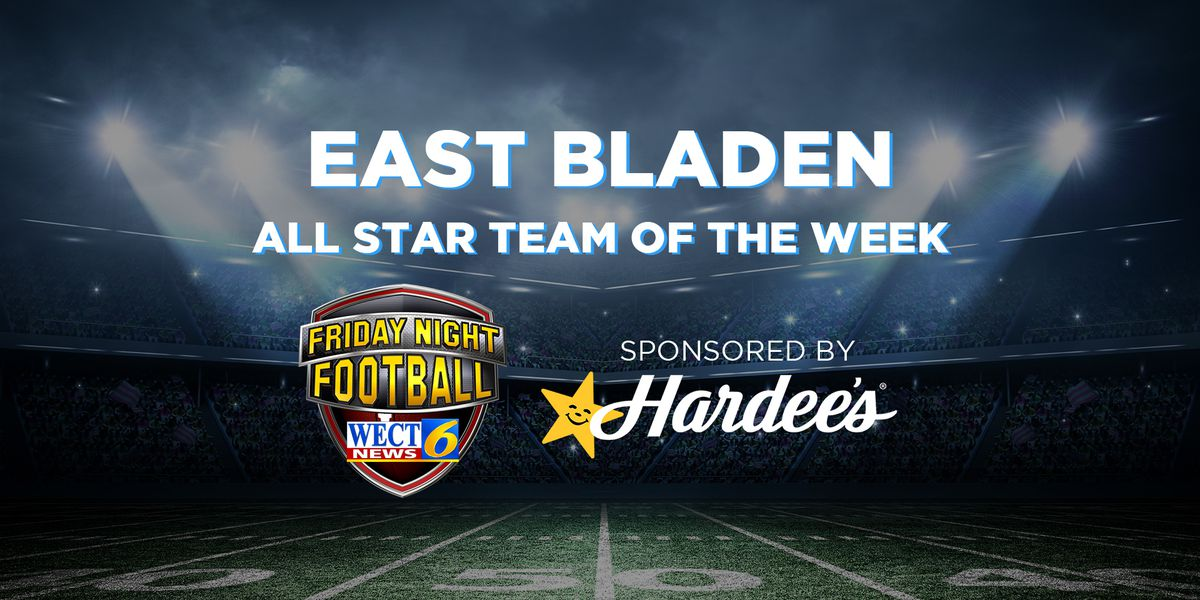 East Bladen named WECT All Star team of the week