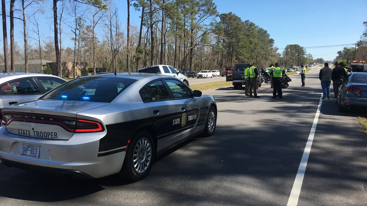 Carolina Beach Road reopens after deputy-involved crash