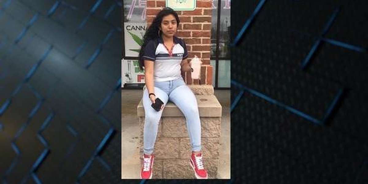 A missing teenager from Wilmington has been found
