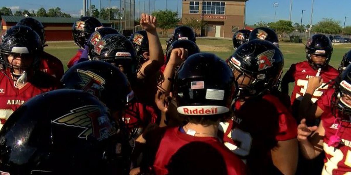 Ashley High School football getting ready for daunting schedule