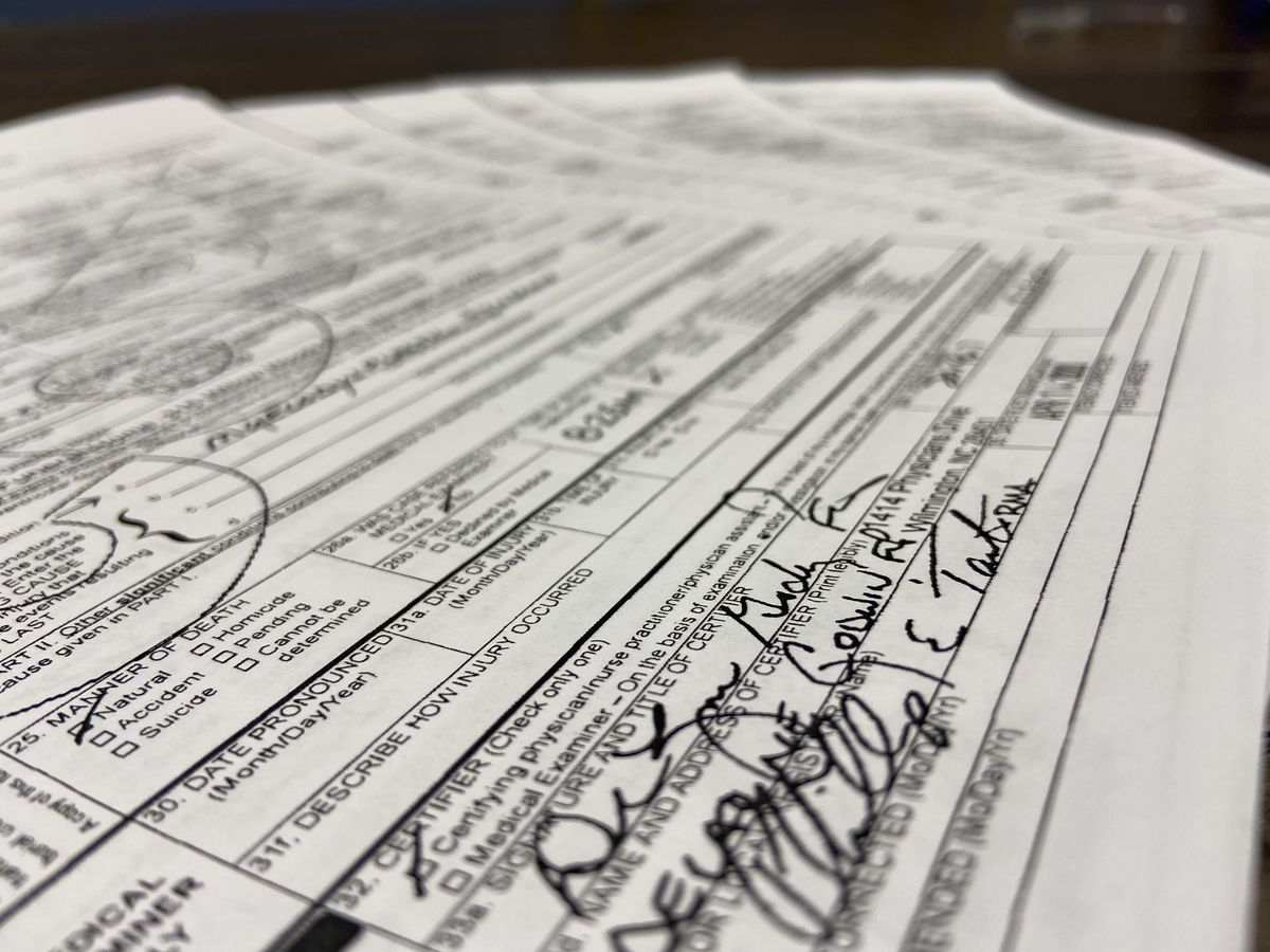 NC among last states to make death records electronic