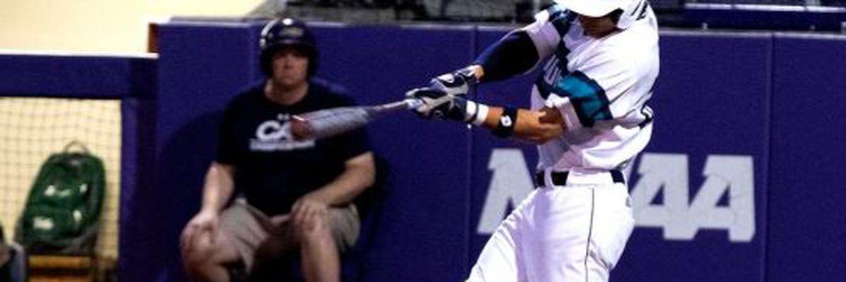 UNCW baseball advances to CAA tournament championship game