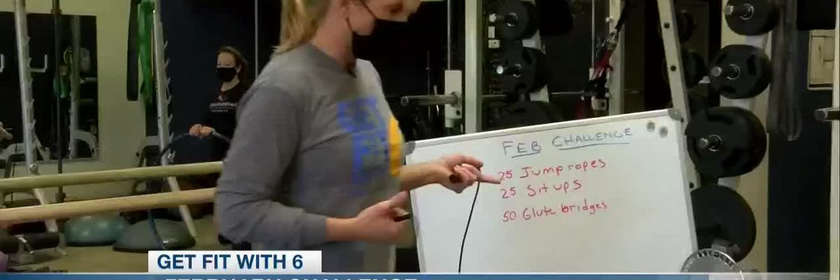 Get Fit With 6: February challenge