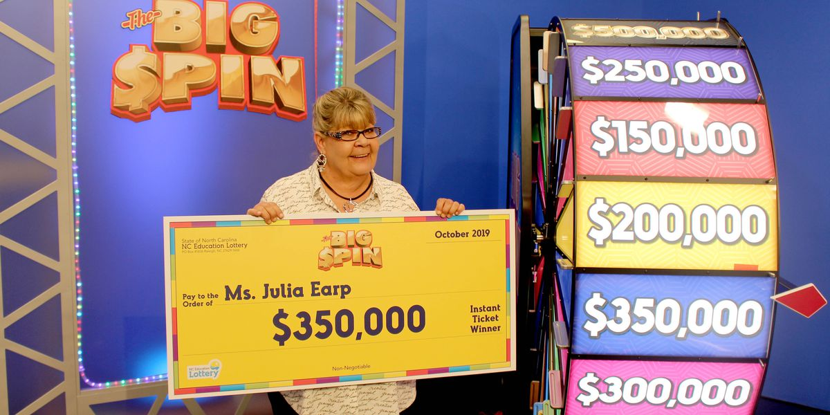 'Thank you Jesus!' Wilmington grandmother wins $350K in lottery game
